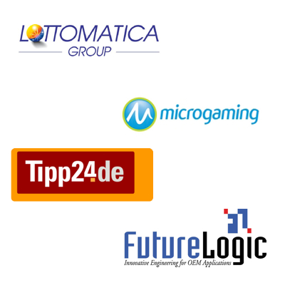 Lottomatica becomes GTECH; Quickfire has the X Factor; Tipp24 and FutureLogic appoint CFOs