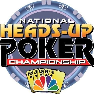 2013 National Heads-Up Poker Championship begins today, brackets already set