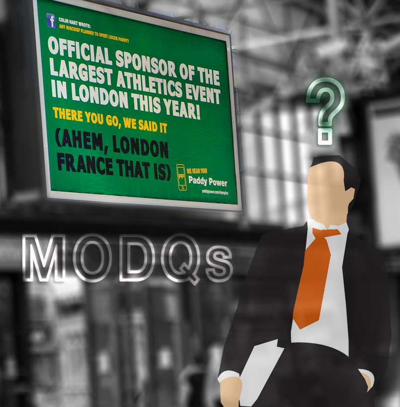 MODQs - Do iGaming Operators Need to Advertise Offline?