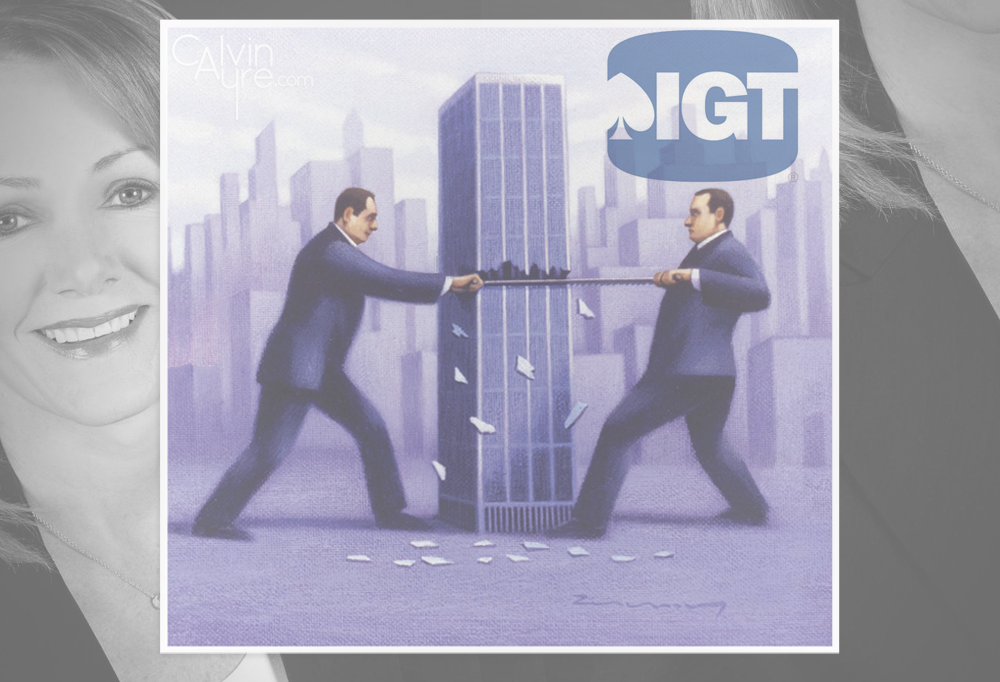 Investing The Hard Way: No One To Root For In IGT's Proxy Fight