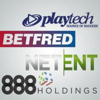 playtech betfred set for mobile content launch 888 partners with netent