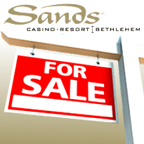 Sands Bethlehem reportedly on the block; Louisiana casinos earn $2.4b in 2012