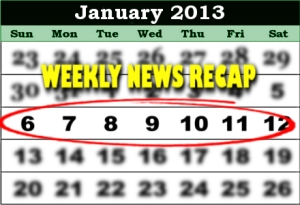 weekly news recap january 12