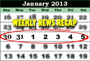 weekly news recap january 5