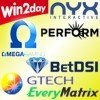 DEALS: Win2Day.be, Omega Gaming, Gtech, WestLotto, Perform Group