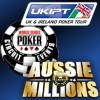 WSOP-C, UKIPT, Aussie Millions winners; Valerio and Mizrachi's new gigs