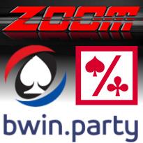 Zoom Poker tourneys; PokerNews inks Full Tilt; PokerStrategy and Bwin.party split