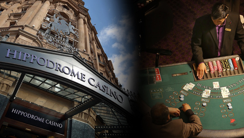 The Hippodrome Casino Launches Online Offering