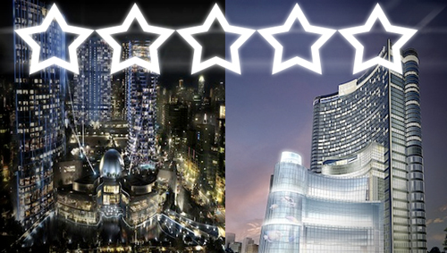 Melco Crown nabs pair of Five-Star Awards for Macau hotels