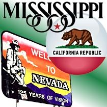 mississippi-nevada-california-gambling