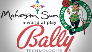 Mohegan Sun, Boston Celtics strike deal; Bally sees brighter days ahead