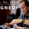 Philippine president signs amended anti-money laundering law