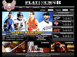 line sports platinumsb sportsbook