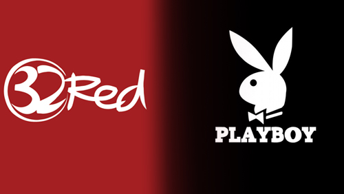 Playboy Bunnies Girls Turn You 32 Shades of Red; GoldenBoys Are Feeling Gay