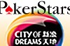 PokerStars LIVE puts down roots in Melco Crown's City of Dreams