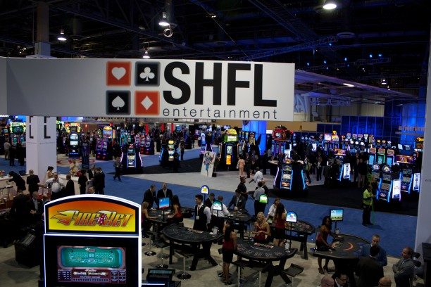 SHFL Entertainment confirm deal with Chinese developer