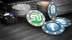 Social Media in Online Gambling