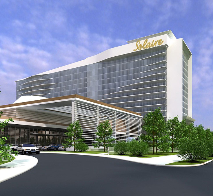 Solaire Manila's March 16 Opening