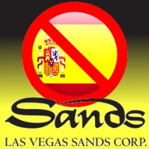 VEGAS SANDS JUST SAYS NO TO ONLINE GAMBLING, DISSES THE VEGAS STRIP