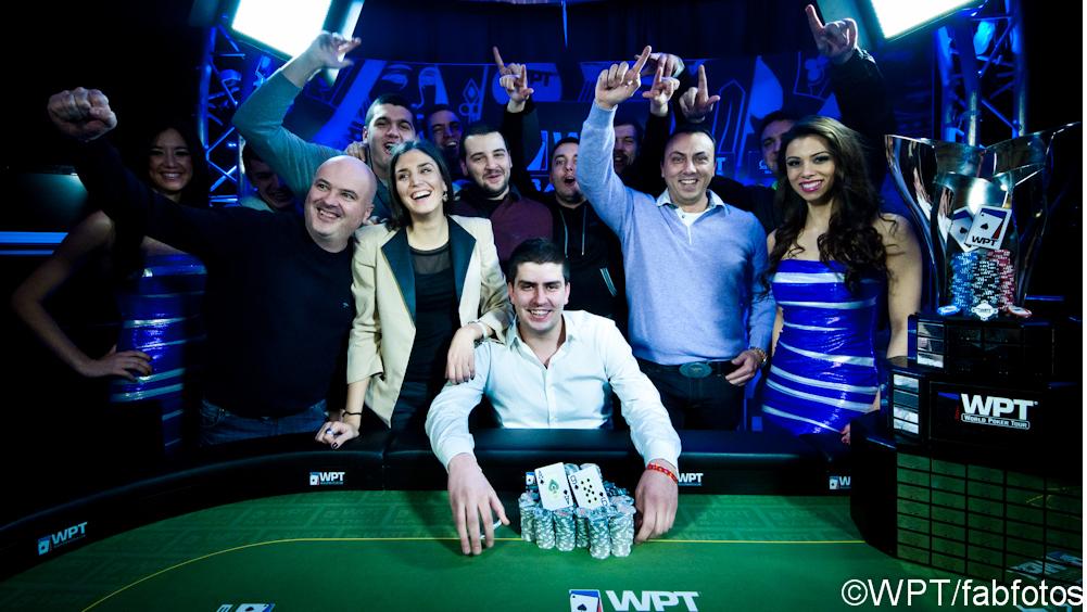 Vladimir Bozinovic Wins WPT Baden