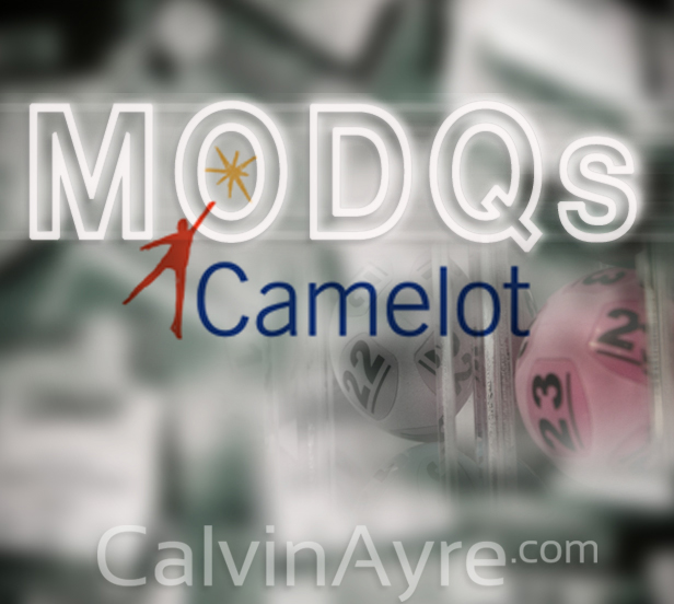 Can Camelot Conquer US Lotteries?