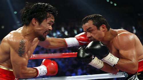 Pacquiao-Marquez 5 could be held in Macau