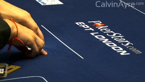 EPT London Day 1 Summary