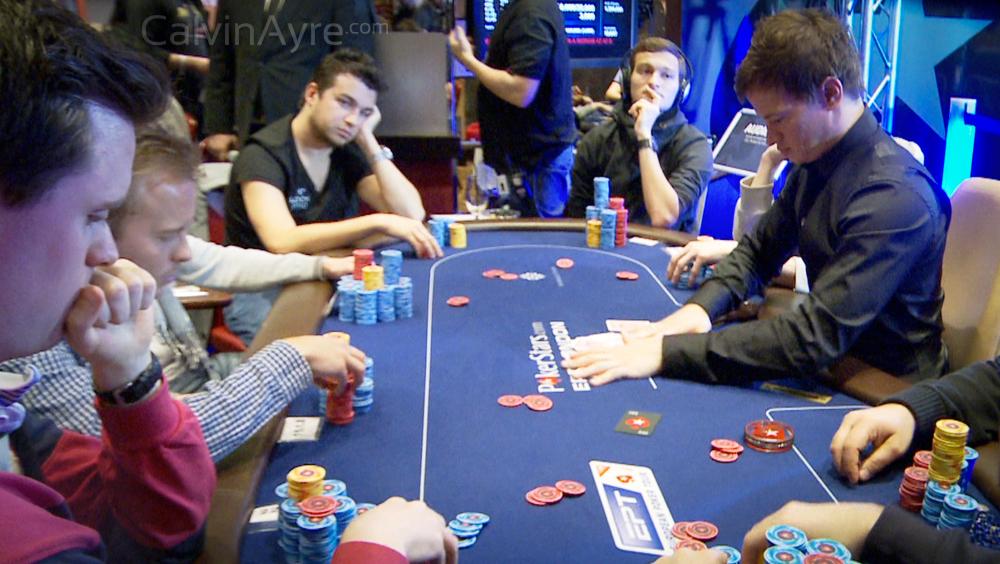 Slots payout table