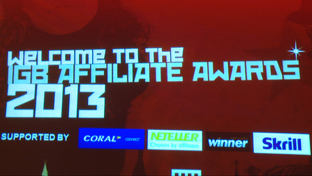 iGB Affiliate Awards Interview with the Winners