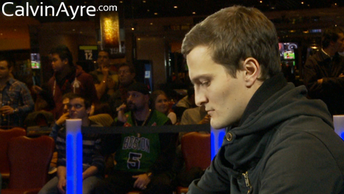Interview with Ruben Visser as Pokerstars EPT London Comes to a Close