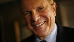 Interview with NJ State Senator Ray Lesniak