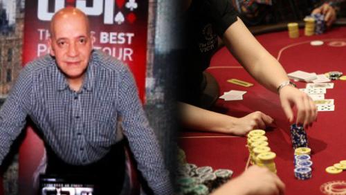 Martin Bader takes GUKPT London Title