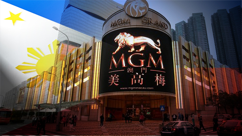 MGM China has no plans for Philippine expansion anytime soon