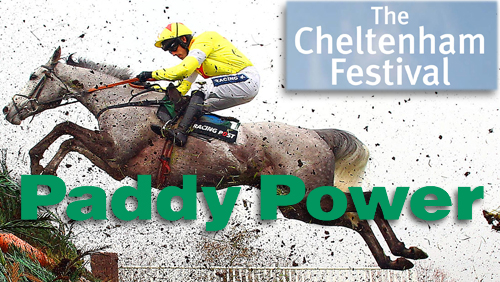PaddyPower Release Their Pre Cheltenham Ad Offering