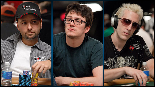 "Team PokerStars sweeps Full Tilt's ""The Professionals"""
