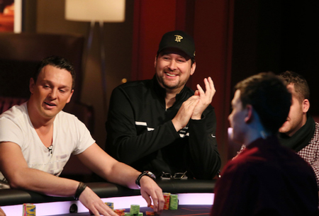 PartyPoker Premier League VI Heat 1 Update