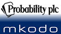 Glu Mobile release first title under Probability partnership; Mkodo launch TGP mobile sportsbook