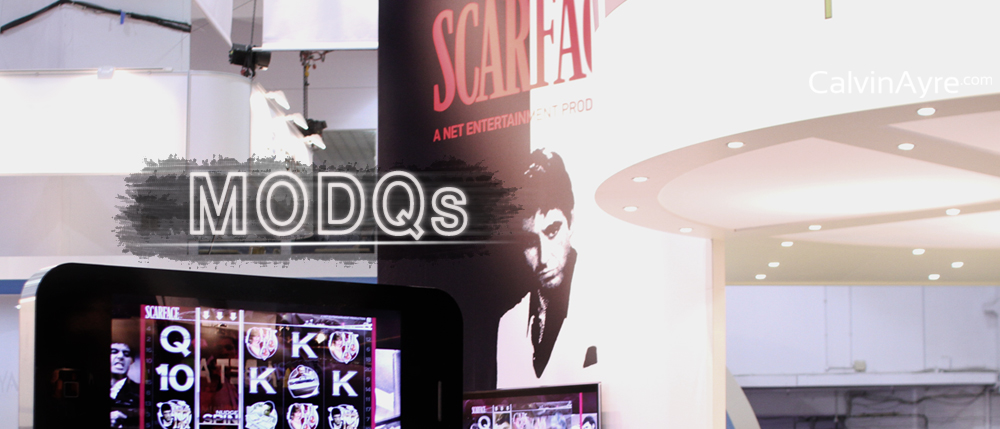 Scarface™ Branded Slots by Net Entertainment