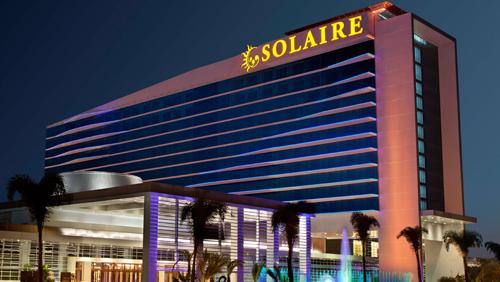 Manila casino solaire