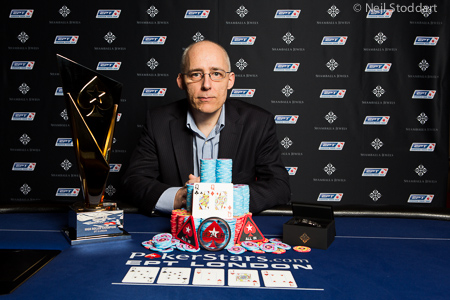 Victory for Ruben Visser & Talal Shakerchi as EPT London Comes to a Close