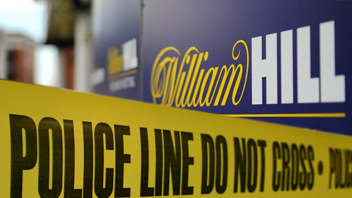 William Hill and Crimestopper Intent is Clear