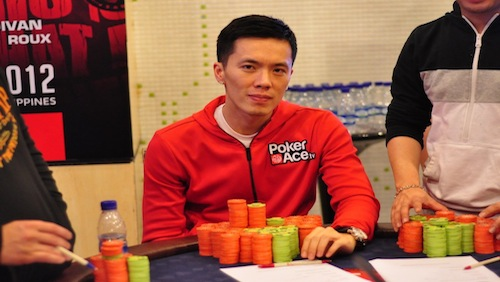 Nam Le leads Final Table of APT Philippines 2013 Main Event