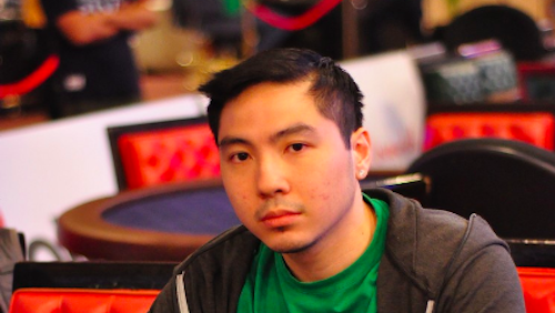 Andrew Gaw heads into Day 3 of APT Philippines Main Event with chip lead