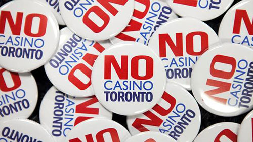 The Battle For the New Toronto Casino Rages On