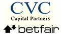 Betfair targeted for takeover by CVC Capital Partners
