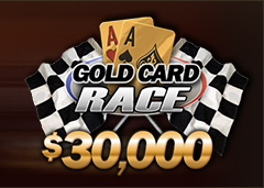 Cake Poker Launches $30,000 Gold Card Race Series 2013 Satellites Begin