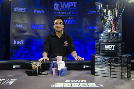 Chanracy Khun Wins WPT Barcelona