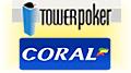 Tower Gaming falls; Coral makes iPoker 2; LGA statement on Everleaf