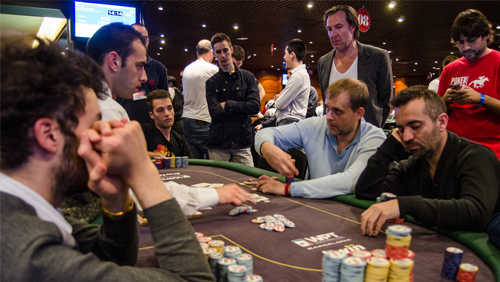 The Crazy Goings on at Day 2: WPT Barcelona