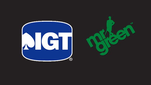 IGT widens partnership with Mr Green for mobile